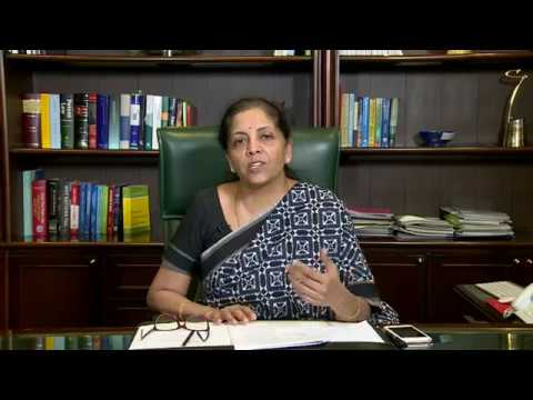 Nirmala Sitharaman Union Minister of State, Commerce & Industry- Q&A