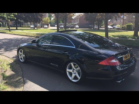 Mercedes Benz Cls 55 Amg Sound And Acceleration 0 100