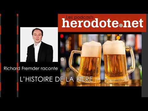 Histoire de la bière (Les podcasts Herodote.net)
