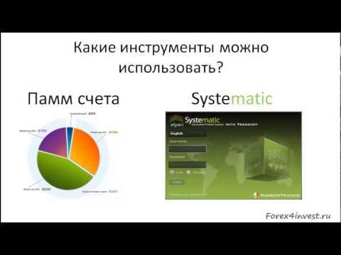Урок 18. Диверсификация рисков в платформе ZuluTrade.