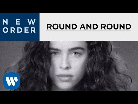 New Order - Round and Round (Official Music Video)