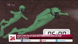 Tiêu điểm: Hành trình giải cứu những thành viên đầu tiên của đội bóng thiếu niên Thái Lan  Tin VTV24