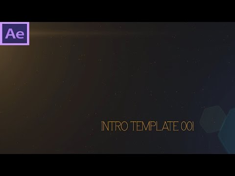 adobe after effect intro templates - free adobe after effects intro template youtube