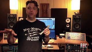 Recording Magazine looks at the Aston Starlight Microphone