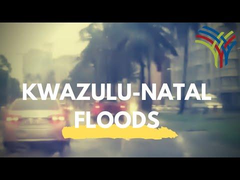 Deadly Floods Hit KwaZulu-Natal