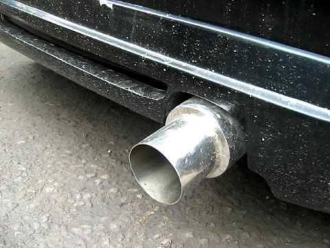 Santro Zing Exhaust Power Youtube