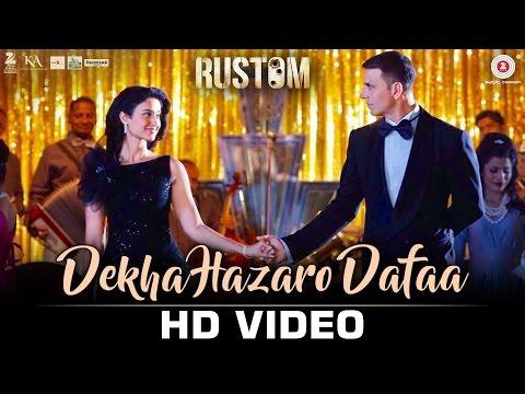 Dekha Hazaro Dafaa - Rustom| Akshay Kumar & Ileana D'cruz | Arijit Singh & Palak | Jeet Gannguli