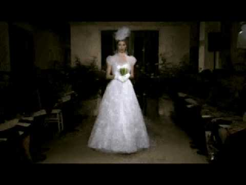 oscar de la renta spring bridal 2010 collection youtube. Black Bedroom Furniture Sets. Home Design Ideas
