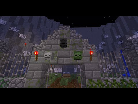COD zombies in Minecraft