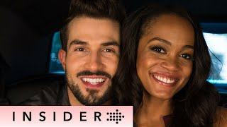 will you accept this ride? finale exclusive rachel lindsay and bryan abasolo the bachelor insider