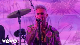 Maroon 5 - Beautiful Mistakes ft. Megan Thee Stallion (Live on Ellen)