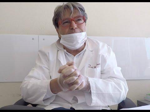 """Coronavirus """"Bisogna arrestare tutti"""" La furia del medico di base Video choc"""