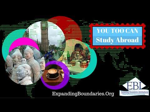 4 Study Abroad Scholarships Every High School Student should apply