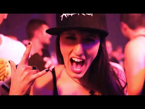 Angerfist Ft Nolz - Creed Of Chaos (Official Video)