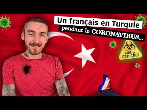 ���� Être en TURQUIE pendant la crise du CORONAVIRUS... �� ��