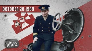 The Submarine War - WW2 - 008 October 20 1939