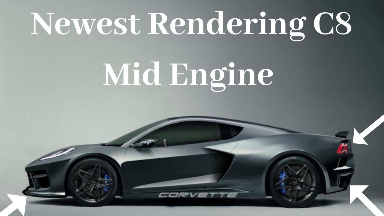 Chevrolet Newest Photo DESIGN of the Chevy C8 Mid Engine Corvette - YoutubeDownload.pro