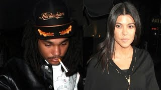 Luka Sabbat BREAKS SILENCE On Kourtney Kardashian Relationship!
