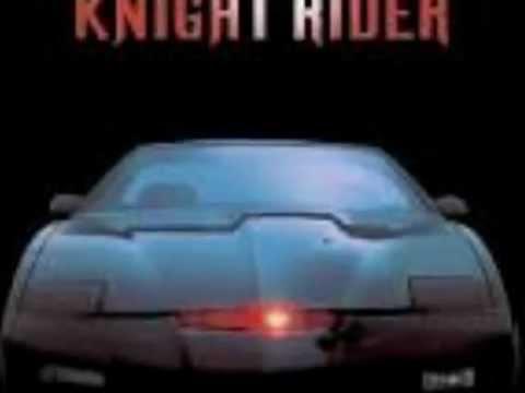 Knight Rider Techno Remix