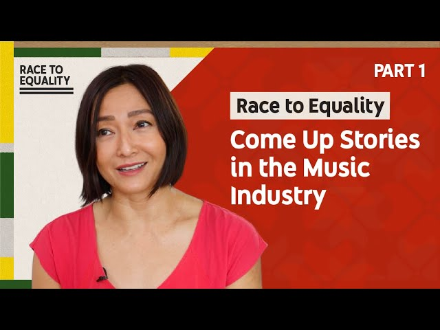 Race to Equality Part 1: Asian American stories on the come up in the music industry