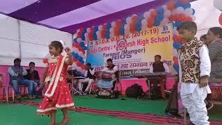 झूठ बोले कौआ काटे 20.01.2019 तारापुर प्रोग्राम जगमीरा डांस क्लास