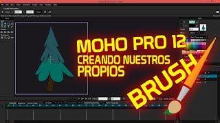 Tutorial BRUSH MOHO PRO 12