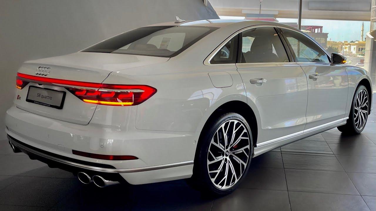 New 2022 Audi S8: Luxurious Than Mercedes S Class?