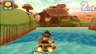Mario Kart 7: Wii Maple Treeway [1080 HD]