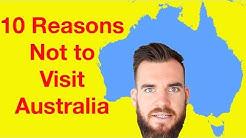 10 Reasons Not To Visit Australia (Aussie Reacts)