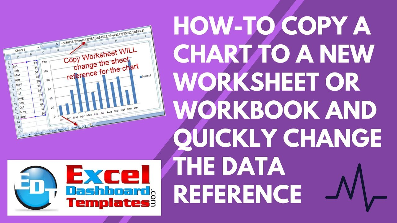 Workbooks skippers ticket workbook : How-to Copy an Excel Chart to a New Worksheet or Workbook and ...
