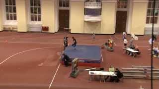 Прыжок в высоту. Юноши. Первенство СПБ 97-98 (10.01.14)