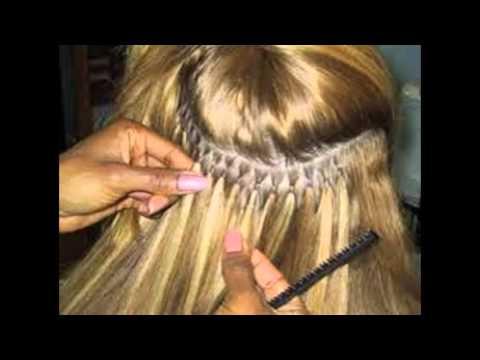 Micro bead hair extensions youtube pmusecretfo Choice Image