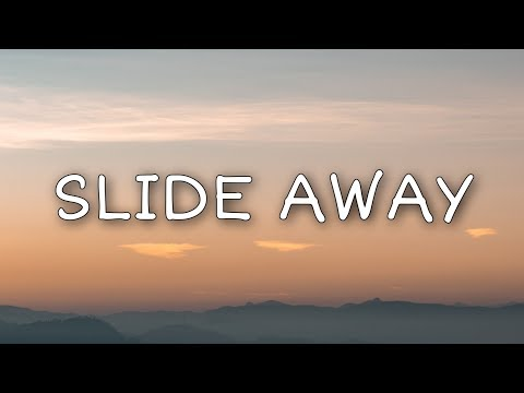 Miley Cyrus - Slide Away (Lyrics)