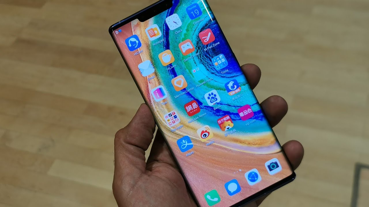 Photo of Huawei Mate 30 Pro hands-on Techblog.gr – هواوي