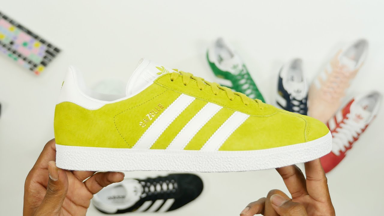0ac7df09eedb81 adidas Gazelle  Everything You Should Know - YouTube