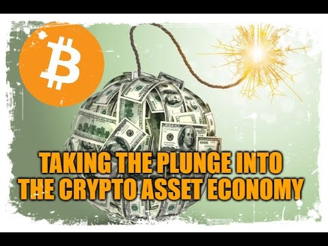 Taking The Plunge Into The Crypto Asset Economy