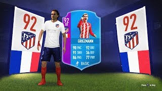 INSANE 92 RATED SBC GRIEZMANN - FIFA 18 Ultimate Team