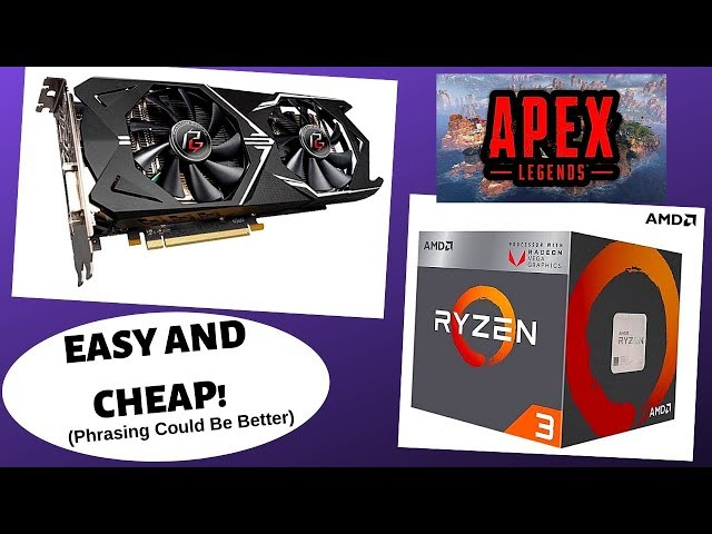 Best Budget Gaming PC Build 2019 - $300 Quick Start Guide