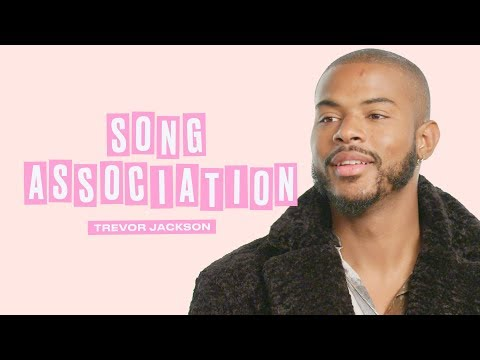 Trevor Jackson Sings Drake, Beyoncé and Chris Brown in a Game of Song Association | ELLE