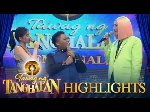 Tawag ng Tanghalan: Vice compares himself to Jack of 'Titanic.'