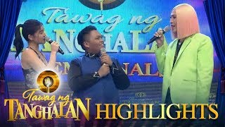 Tawag ng Tanghalan: Vice compares himself to Jack of 'Titanic.'