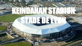 Download Video Melihat Keindahan Stadion Stade de Lyon Tempat Final UEFA EUROPA League 2018 MP3 3GP MP4