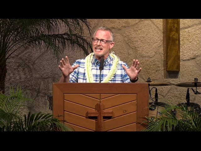 Guest Speaker Pastor Lloyd Pulley: Prayer and Share
