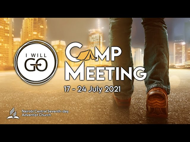 Day #5 - Evening Service | Camp Meeting 2021