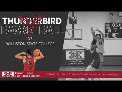 UTTC vs Williston State College MBB