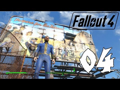 Fallout 4 - Walkthrough Part 4: Concord