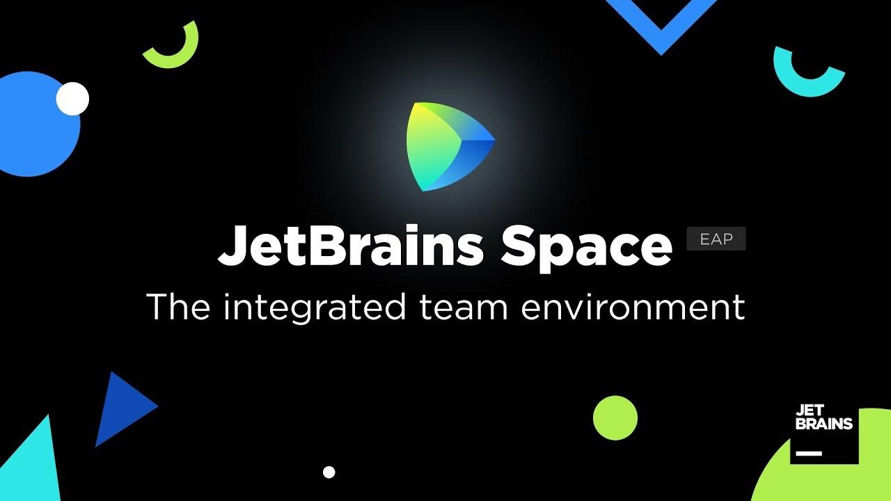 JetBrains Space Announcement - YouTube