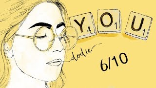 "6/10 Lyrics - dodie  (""YOU"" EP Official Audio)"