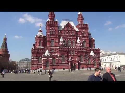 Plac czerwony - Moskwa