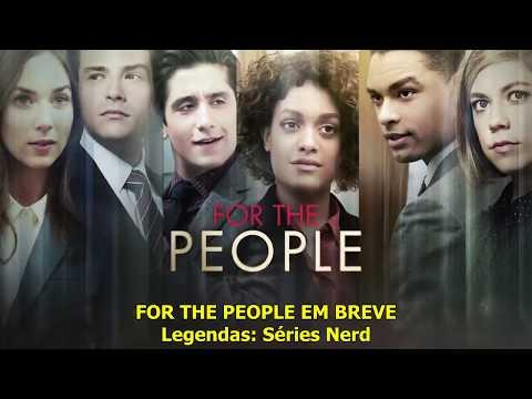 For The People ABC [Trailer Legendado]